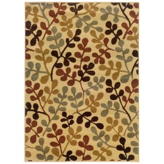Riverwoods Collection Geometric Area Rug   #R0378