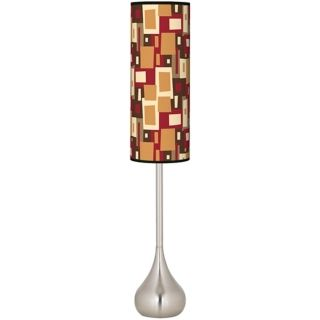 Art Deco, Torchiere Floor Lamps