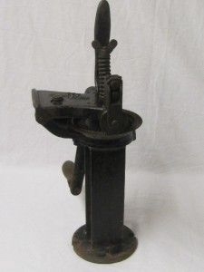 Vintage Junker and Ruh R 28 Channeller Cast Iron Machine Ideal for