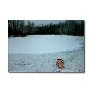 skating pond rectangle magnet $ 5 49 qty availability product number