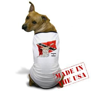 Trinidad Gifts  Trinidad Pet Apparel  Dog T Shirt