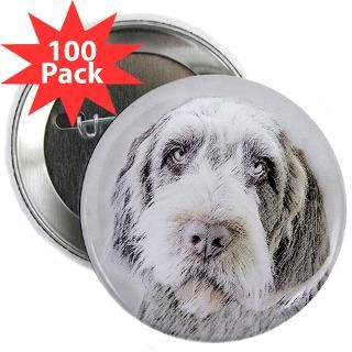 wirehaired pointing griffon 2 25 button 100 pack $ 114 98