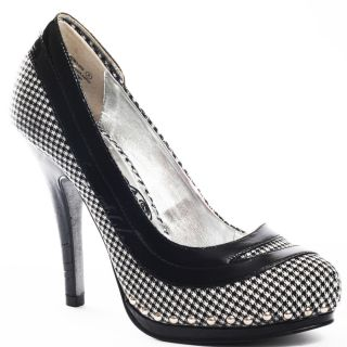 Uptown Girl   Black/White, Naughty Monkey, $76.49