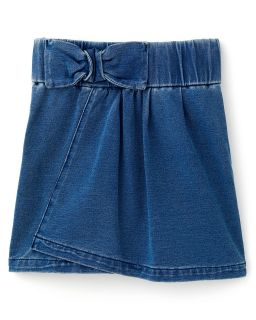 GUESS Kids Girls Knit Denim Skirt   Sizes 7 16