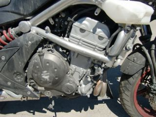 2008 Kawasaki Ninja 650 EX650R Engine Motor Runs Video