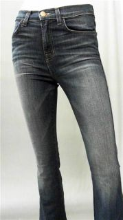 Brand Kiki Misses 26 Stretch Stone Wash High Rise Wide Leg Jeans