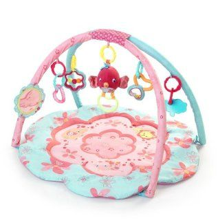 Bright Starts Baby Activity Center Gym Play Mat New