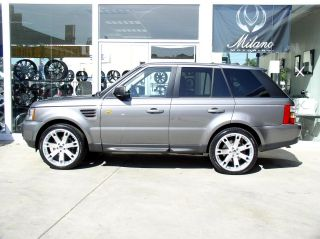 22 Wheels Rim Range Rover HSE Sport Supercharged LR4