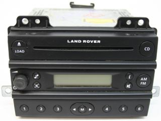 2004 05 OEM FACTORY RADIO 6 DISC CD CHANGER PLAYER FOR FORD FREELANDER