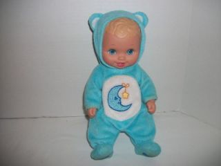 Lauer 10 Good Night Goodnight Care Bear Water Baby Doll Babies Moon