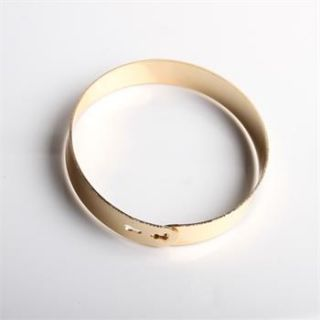 Flat Mirrors Metal Ankle Leg Foot Cuff Bracelets Bangle Ring