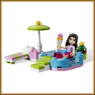 LEGO FRIENDS 3931 Emma's Splash Pool legos sets