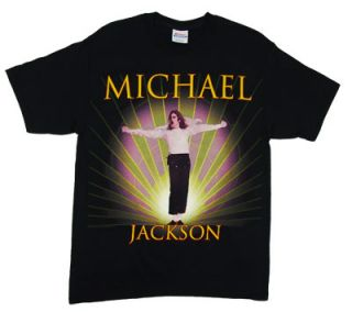 Open Arms Michael Jackson T Shirt