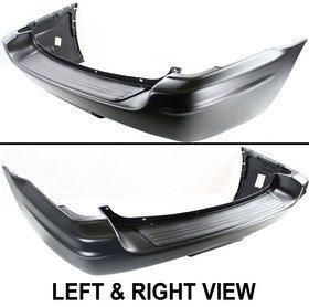 Rear New Bumper Cover Primered 5012804AB Jeep Grand Cherokee 2004 2003