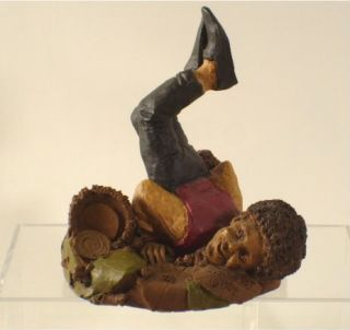 Tom Clark Goodfoot Michael Jackson Figure Retired Boxed