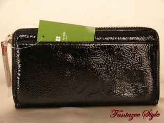 Kate Spade Meribel Neda Leather Wallet Black