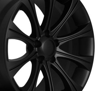 19 Staggered BMW M5 Black Wheel Fit BMW E60 E39 525 535 528i 540i