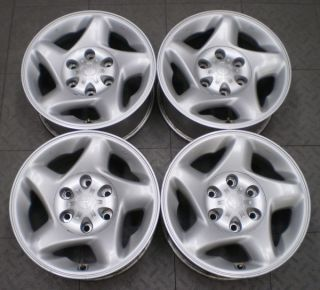 69395 Toyota Tacoma Tundra 16 Factory Alloy OE Wheels Rims