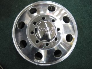 Aluminum Dodge Truck Dually Wheel Rim 16x6 8 Bolt 0589 7695