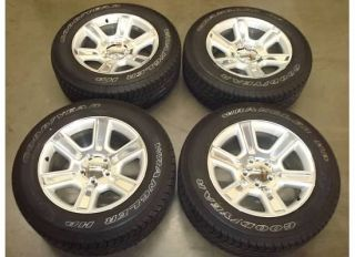Dodge RAM 1500 Laramie LIMITED Wheels Rims TIRES OEM Factory 2012 HEMI