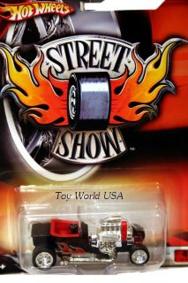 Hot Wheels Street Show 4 T Bucket