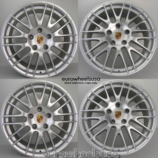 20 Wheels for Porsche Cayenne VW Touareg Audi Q7 Rims Set