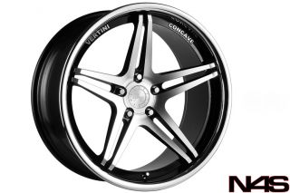 BMW E92 E93 328 335 COUPE VERTINI MONACO CONCAVE STAGGERED WHEELS RIMS
