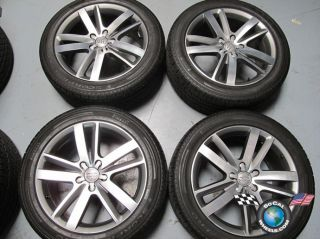 Audi Q7 Factory 20 Wheels Tires OEM Rims 58862 4L0601025AJ 275/45/20