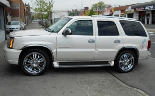 Paranormal 500 22 Chrome Rims Wheels x Terra Pathfinder