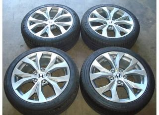 17 Honda Civic SI Wheels Rims Tires 2012 Acura RSX