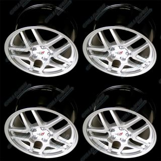 18x9 5 Corvette ZO6 Styel Replica Wheel Rim 4 Pcs