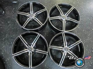 Toyota Enkei STR5 18 Wheels Rims 18x7 5 42 Offset Machined Face
