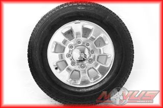 18 GMC Sierra Chevy Silverado 2500 3500 Factory Wheels Tires 20 2011