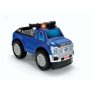 Fisher Price Power Wheels Ford F 250 Super Duty Pick Up W8674 New in