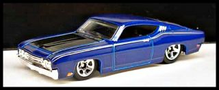 2008 Hot Wheels 19 69 Ford Torino Talladega