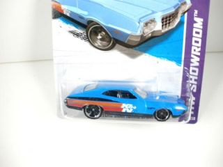 2013 Hot Wheels Showroom 72 K N Gran Torino Sport