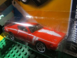 Hot Wheels 71 Dodge Charger Diecast Muscle Mania Mopar 12 Series 5