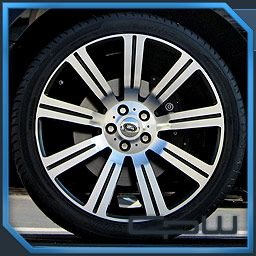 RANGE ROVER SPORT 22 INCH WHEELS RIMS & TIRES NEW PACKAGE BOLT ON