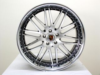 22 Porsche Panamera s Turbo 5x130 Wheels Rims