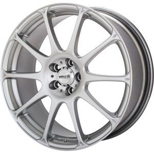 New 14x5 5 4x100 4x114 3 Maxxim Silver Wheels Rims