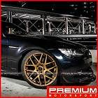 Wheels E46 M3 M5 Z4 Avant Garde M310 Concave Black Wheels Rims