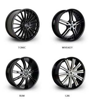 20 Staggered Concave Wheels Tires BMW Audi Mercedes Toyota Honda
