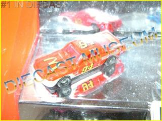 Pack 50th NASCAR 2 Ford Mustang Shelby 1 144 Diecast Ultra RARE