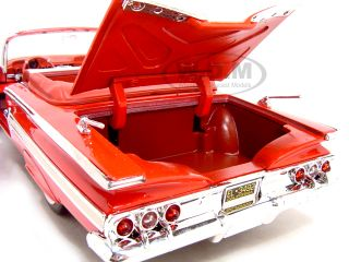 Brand new 118 scale diecast 1960 Chevy Impala by Motormax.