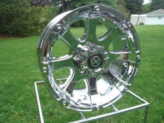ATX 188 20x9 Tundra Chevy Ford Dodge Wheel