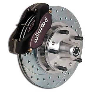Wilwood Disc Brakes Front Dynalite Big Brake Cross Drilled 4 Piston