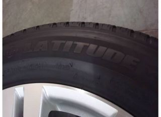 18 Cadillac SRX Wheel Rim Tire Factory Luxury 10 12 11 4664