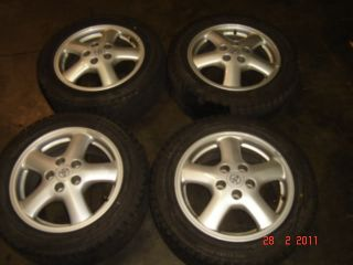 16 Wheels Tires 16 inch 5x100 Rims 16x61 2JJ 50 2jz GTE Wheel