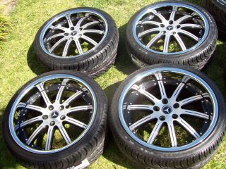 19 Mercedes E Wheels Tires E320 E430 E420 E350 E500 E55 211 210