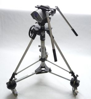 ITE D3 Pro Video Heavy Duty Television Tripod Dolly T6 Camera Stand H9